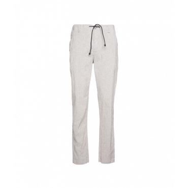 Pantaloni di lino grigio