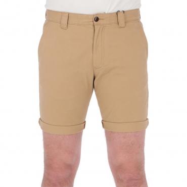 Bermuda Tommy Hilfiger Jeans Uomo Scanton Chino Coton RBL CLASSICKHAKI