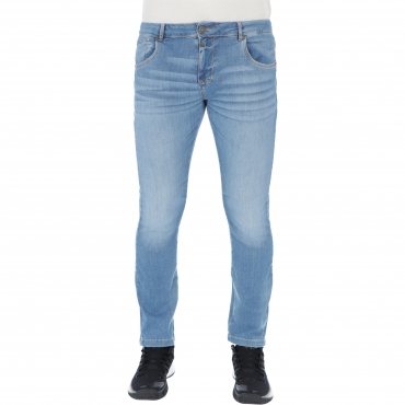 JEANS SLIM SCOTT TIMEZONE sky blue wash