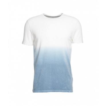 T-shirt in spugna blu
