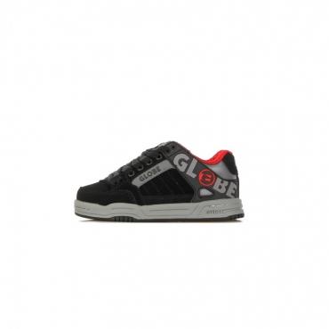 SCARPE SKATE TILT-KIDS BLACK/CARBON/RED