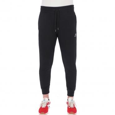 Pantalone New Balance Uomo Cotone BK BLACK