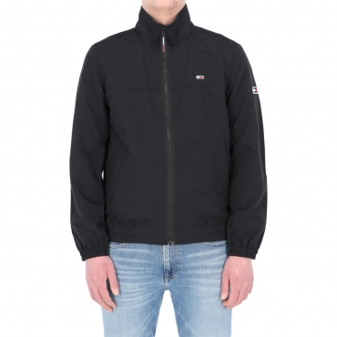 Giacca Tommy Hilfiger Jeans Uomo Casual Bomber BDS BLACK