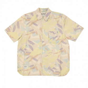 CAMICIA MANICA CORTA CABOURN SUMMER SHIRT ABSTRACT CAMO