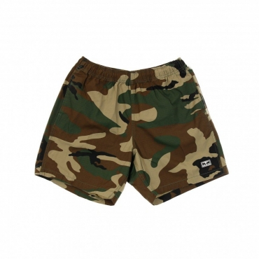 PANTALONE CORTO EASY RELAXED CAMO SHORT FIELD CAMO