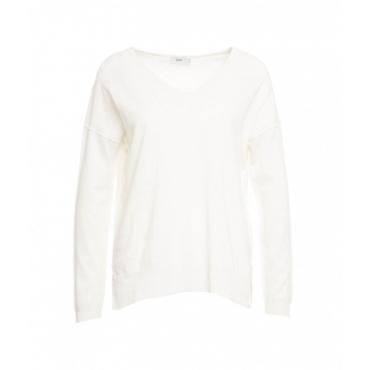 Maglione leggero bianco