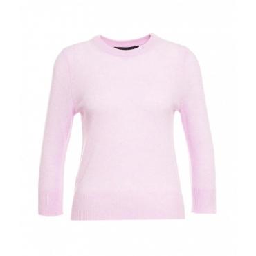 Maglione leggero lill chiaro