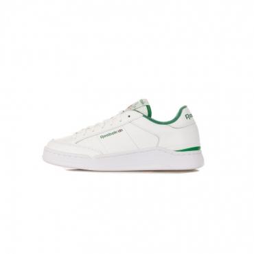 SCARPA BASSA AD COURT CLOUD WHITE/GLEN GREEN/CLOUD WHITE