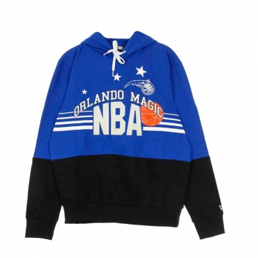 FELPA CAPPUCCIO NBA THROW BACK HOODIE ORLMAG ORIGINAL TEAM COLORS