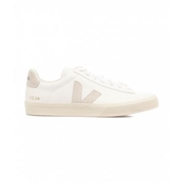 Sneaker Campo chromofree crema