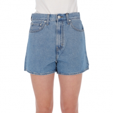 Shorts Levis Donna High Loose Short 0002 NUMBER ONE