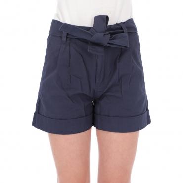 Shorts Tommy Hilfiger Donna Mom Belted Tjw C87 TWILIGHTNAVY