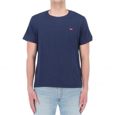 T-shirt Levis Uomo Ss Original Hm Tee 0017 BLU