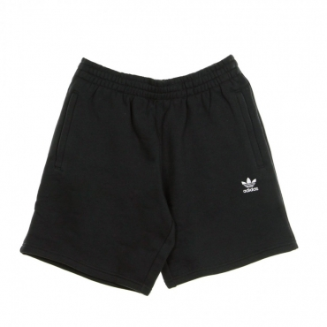 PANTALONE CORTO TUTA ESSENTIAL SHORT BLACK