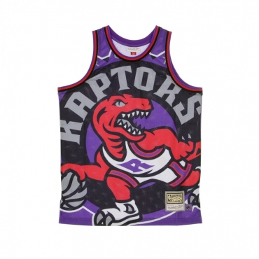 CANOTTA BASKET NBA BIG FACE JERSEY TORRAP ORIGINAL TEAM COLORS