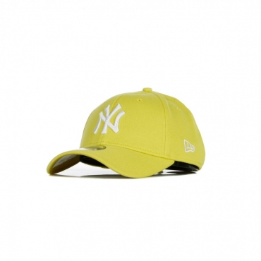 CAPPELLINO VISIERA CURVA MLB JERSEY PACK 940 NEYYAN SAFETY YELLOW/WHITE