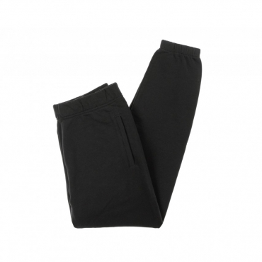 PANTALONE TUTA LEGGERO POCKET SWEAT PANT BLACK