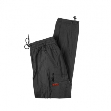 PANTALONE TUTA CARGO MELTED BLACK
