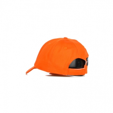CAPPELLINO VISIERA CURVA SIGNATURE CAP ORANGE/BLACK
