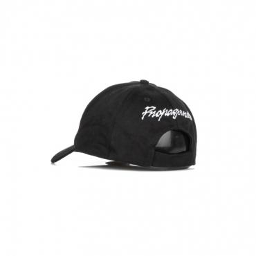 CAPPELLINO VISIERA CURVA DUST CAP BLACK/WHITE