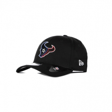 CAPPELLINO VISIERA CURVA NFL 20 DRAFT OFFICIAL 940 STRETCH SNAP HOUTEX BLACK/ORIGINAL TEAM COLORS
