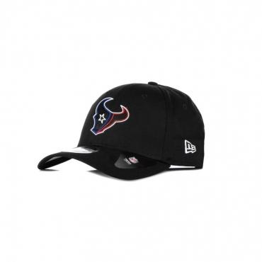 CAPPELLINO VISIERA CURVA NFL 20 DRAFT OFFICIAL 940 STRETCH SNAP HOUTEX BLACK/ORIGINAL TEAM COLORS