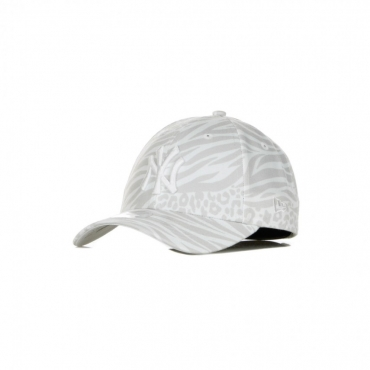 CAPPELLINO VISIERA CURVA MLB FASHION FABRIC 940 NEYYAN WHITE