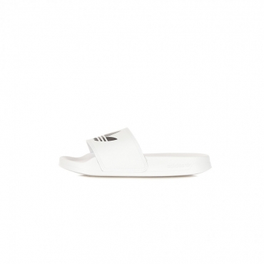 CIABATTE ADILETTE LITE CLOUD WHITE/CORE BLACK/CLOUD WHITE