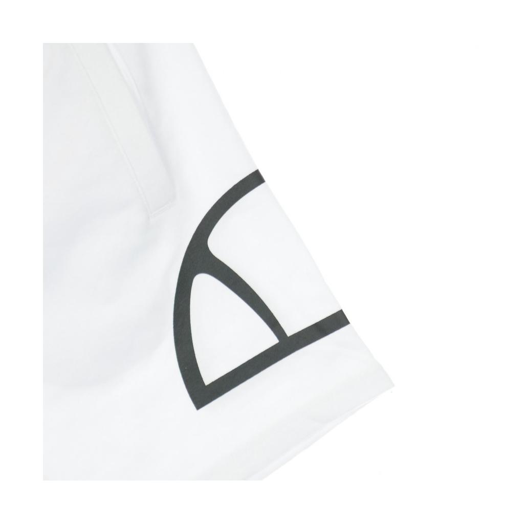 PANTALONE CORTO TUTA BETTER FLEECE SHORT OPTICAL WHITE