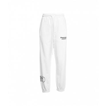 Jogger pants bianco