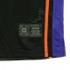 CANOTTA TIPO BASKET BASKET TANK BLACK/PURPLE