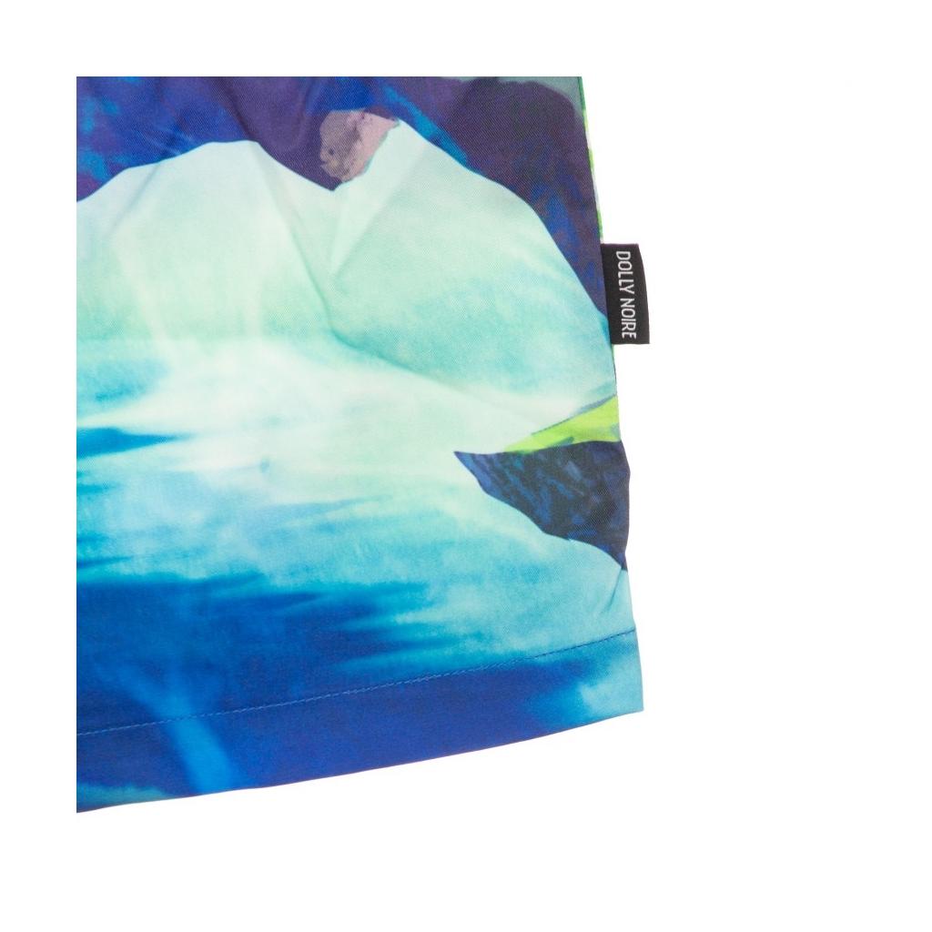 CAMICIA MANICA CORTA DREAMLAND SHIRT BLUE/MULTI