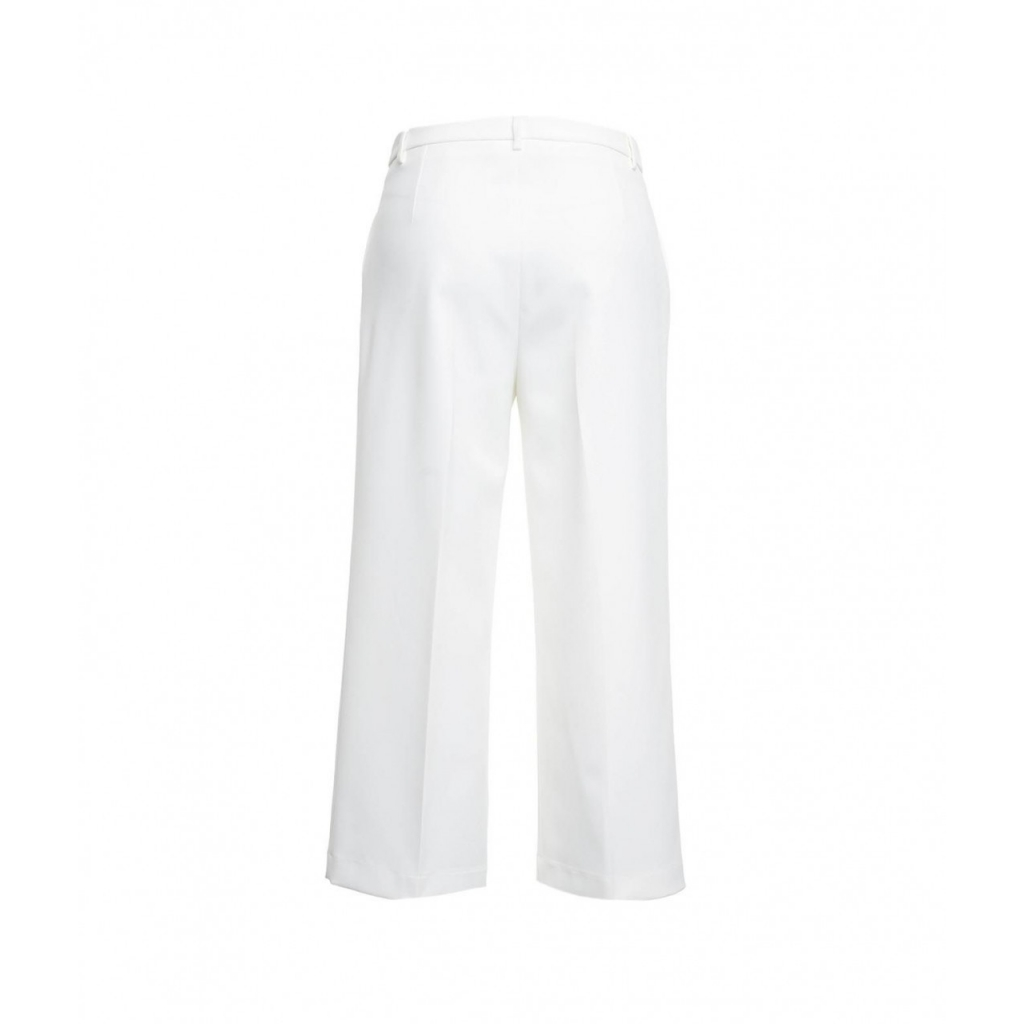 Pantaloni Cropped Reg bianco