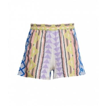 Shorts Zakar multicolore