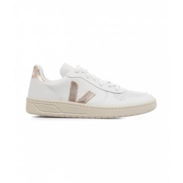 Sneakers V-10 bianco