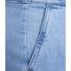 Jeans Ariel Bustier azzurro