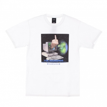 MAGLIETTA Y2K DAY TEE WHITE