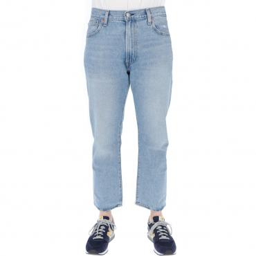 Jeans Levis Uomo 551z Straight Crop 0005 DREAM STONE