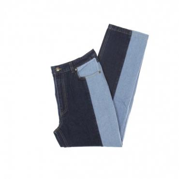 JEANS DONNA OG BLOCK DENIM PANTS BLUE