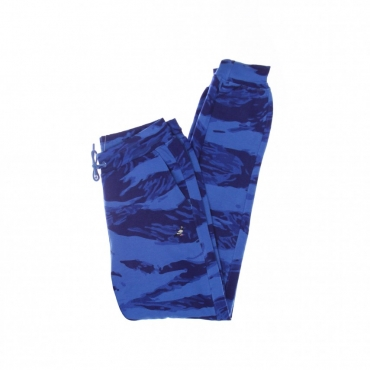 PANTALONE TUTA LEGGERO UOMO SWEATPANT BLUE