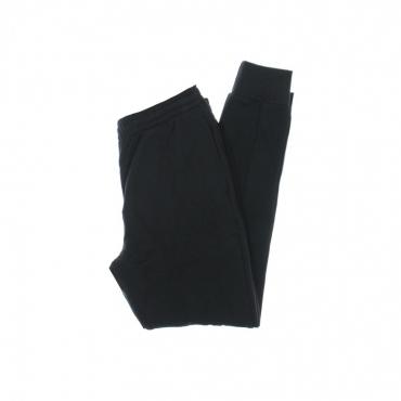 PANTALONE TUTA LEGGERO UOMO BANDA 10 ERSIO BLACK/WHITE/BLACK