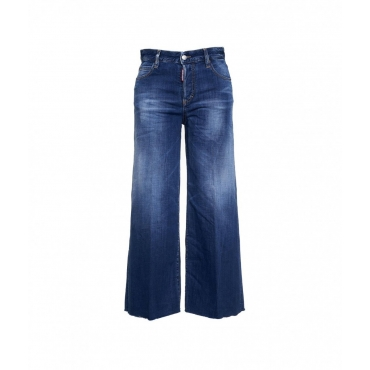 Jeans Page blu scuro