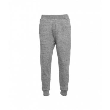 Pantalone jogger grigio