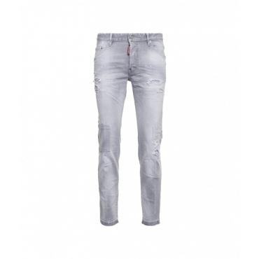 Skater Jean grigio chiaro