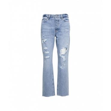 Jeans Vintage azzurro