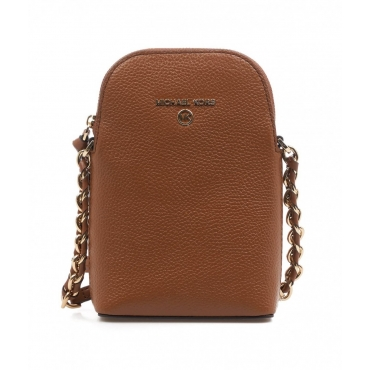 Phone Crossbody Bag marrone chiaro