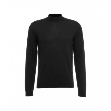 Maglione leggero nero