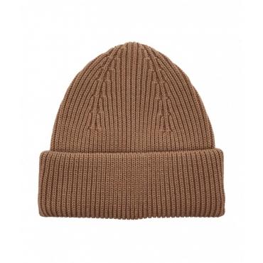 Cappellino a maglia Cammello