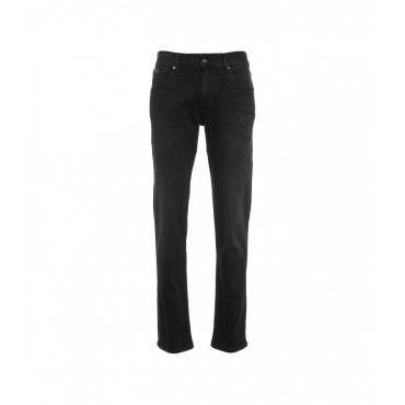 Jeans Slimmy Tapered nero