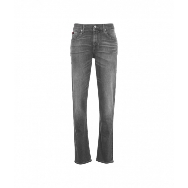 Jeans Slimmy Tapered grigio